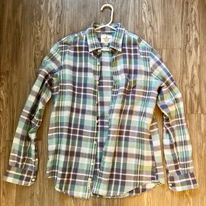 American Eagle Outfitters Men's Slim Fit Shirt